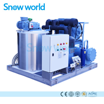 Machine à glace en suspension 15T World de neige