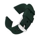 Correas de reloj de silicona útiles de reemplazo personalizado