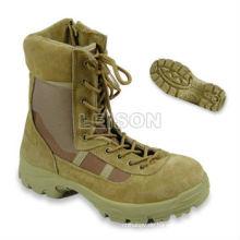 Neue Design Army Boot Anti-schleudern taktischer boot-Hersteller ISO-Norm