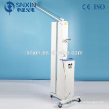 Minuterie de 120 minutes Essuie-glace de chambre UV mobile pour hôpital