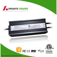 ul enumera 60W DALI regulable 12v 5a fuente de alimentación led para tira llevada