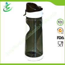 650ml Tritan Water Bottle with Sleeve Outside