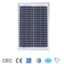 Módulo solar poliscristalino aprobado 100W TUV / Ce / IEC / Mcs
