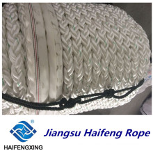 8-Strang Chemische Faser Seile Anker Seil PP Seil Polyester Seil PE Seil