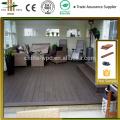 Top 10 HDPE Manufaktur schöne hohe UV-beständigen Kunststoff Terrasse Bodenbelag