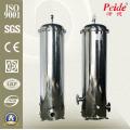 Carcasa de cartucho de filtro de agua para sistema de tratamiento de agua industrial