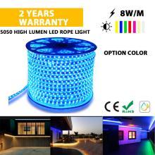 5050 BL Farbe LED Seil Licht Streifen Licht
