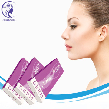 Vernetzte Ha Hyaluronic Gel Füller Lip Augmentation