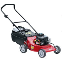 3.5HP B & S 18 pulgadas acero deck mano empuje cortacésped de gasolina, honda cortadora de césped, cortacésped de gasolina
