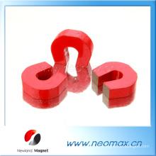 Fabrik direkt liefern maßgeschneiderte U Form AlNiCo Magneten für heißen Verkauf