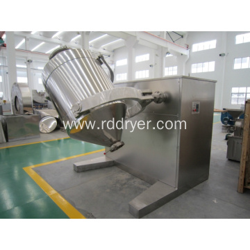 High Efficient Multi Direction Powder Mixer