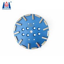 D250mm 10 inch metal bond diamond floor grinding wheel for concrete terrazzo stone