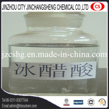 China Exporter Industry Grade Gaa Glacial Acetic Acid Price