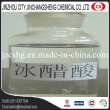 Preço de ácido acético glacial de Gaa grau indústria Exportador China