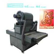 TM-AG900 cartes automatique Glitter poudre Machine d'enduit