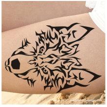 Economical Custom Design Non-Toxic Customized Mens Body Tattoo Sticker