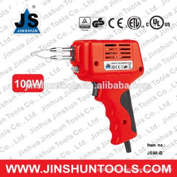 JS 100W pistola de soldadura doméstica equipmeng
