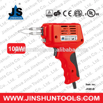JS 100W electric welding solder gun equipmeng