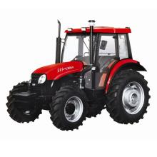 LUTONG china trator agrícola barato para venda 4x4 35HP LT354