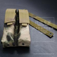 Étui à chargeur tactique militaire Airsoft Molle avec la meilleure qualité anti-friction