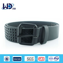 2016 Casual black mens PU fashional belts