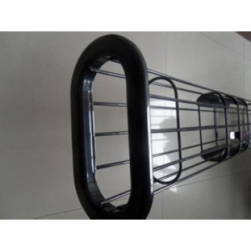 Stainless steel flat skeleton