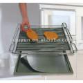 Maillot de cuisine grillé / grillé sans barbecue antiadhésif / rechargeable