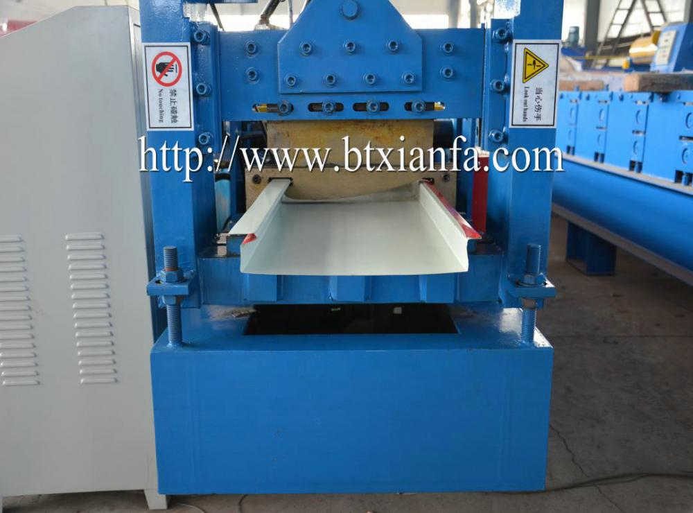 Aluminum Zinc Roofing Sheet Machine 2