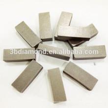 Sintered Diamond Segment For Polishing Granite Stone