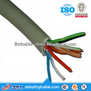 Low voltage flexible copper rubber jacket cable