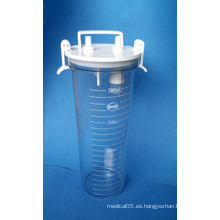 Liposucción Colección de grasa Plastic Canister 2000ml