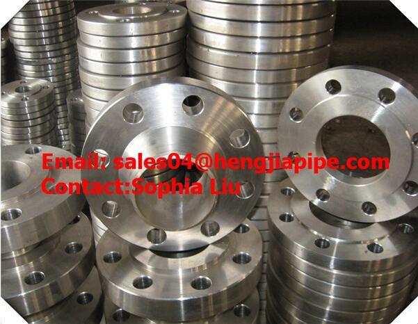 ASTM A182 F304 SS flange