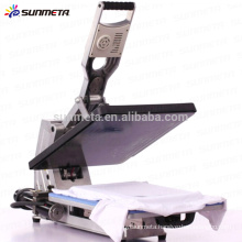 40*60 size flatbed heat press machine for T-shirt printing