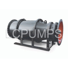 Submersible Tubular-Type Axial-Flow Pump