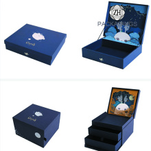 Venda quente Double-deck Childen Gift Boxes