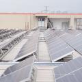 100КВТ промышленной решетки плоская крыша солнечной установки