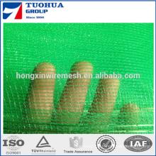 100% vierge filet de sécurité antichute HDPE