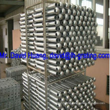 Hot DIP Galvanized Steel Railings for Industry Stanchions and Stair Parts