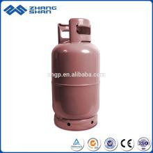 Cilindro de gás de 15 kg para o mercado de Gana