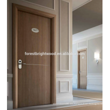 Puertas preacabadas de fábrica para hoteles