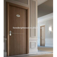 Factory prefinished doors for hotels