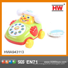 Hot sale funny assemble toy plastic cell phone toy