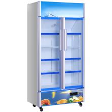 Commercial Glass Door Display Refrigerator