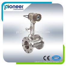 Indicateur de débit Vortex à air comprimé LUGB