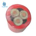0.66 / 1.14KV Kohle Cutter Semi-leitendes Abgeschirmtes Monitoring Geflochtenes flexibles Kabel Elastomer (Gummi) Isoliertes Kabel