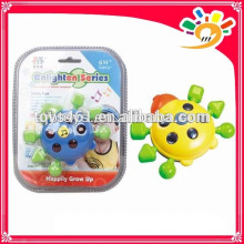 Newest Baby Enlighten Series Rattle Bell Toy,Cute Cartoon Beetle Design Rattle Bell