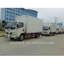 Euro IV Factory price Dongfeng 2-3ton van cargo truck ,4x2 new truck prices