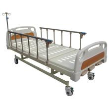 Billige erwachsene pädiatrische hochwertige manuelle Bett Krankenhaus