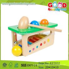 2015 nueva herramienta de madera del juguete, juguetes de madera del banco, juguetes del banco de los cabritos de DIY