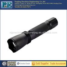 Custom alta precisão cnc grau usinagem lanterna caixa